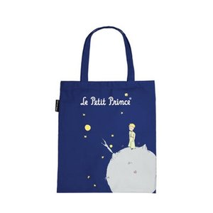 Le Petit Prince tote (blue) Out of Print Clothing and Accessories|umd-tsutayabooks