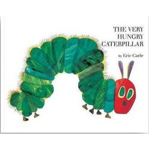 The Very Hungry Caterpillar by Eric Carle|umd-tsutayabooks