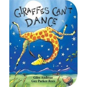 GIRAFFES CAN'T DANCE  by Giles Andreae, Guy Parker-Rees,|umd-tsutayabooks