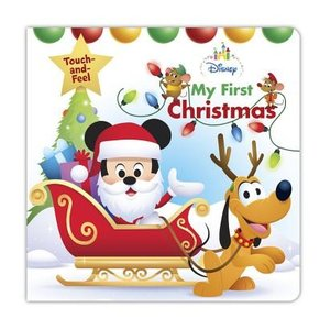 MY FIRST CHRISTMAS by Disney Book Group クリスマス特集 |umd-tsutayabooks