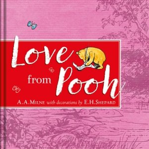 Winnie-the-Pooh (love from Pooh) 著:A.A. Milne umd-tsutayabooks