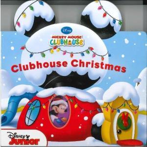 Clubhouse Christmas by Disney Book Group クリスマス特集 |umd-tsutayabooks