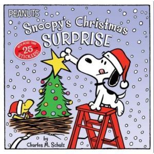 Snoopy's Christmas Surprise By Charles M. Schulz クリスマス特集 |umd-tsutayabooks