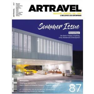 ARTRAVEL 87 SUMMER ISSUE|umd-tsutayabooks