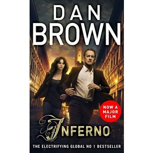 INFERNO (Robert Langdon Book 4) By:Dan Brown|umd-tsutayabooks