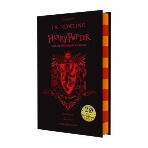 ハリー・ポッターと賢者の石 20周年記念英語版 ハードカバー版 グリフィンドール版