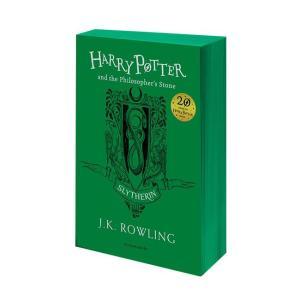 ハリー・ポッターと賢者の石 20周年記念英語版 ペーパーバック版 スリザリン版|umd-tsutayabooks