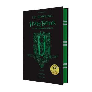 ハリー・ポッターと賢者の石 20周年記念英語版 ハードカバー版 スリザリン版|umd-tsutayabooks