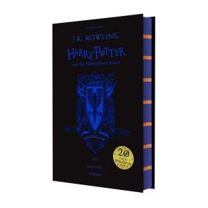 ハリー・ポッターと賢者の石 20周年記念英語版 ハードカバー版 レイブンクロー版|umd-tsutayabooks