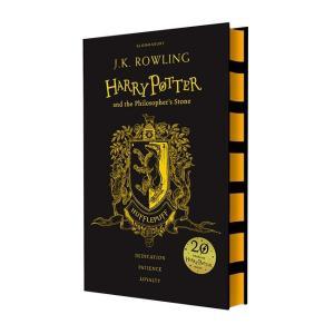 ハリー・ポッターと賢者の石 20周年記念英語版 ハードカバー版 ハッフルパフ版|umd-tsutayabooks