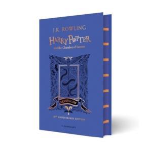 予約受付中 ハリー・ポッターと秘密の部屋 20周年記念英語版 ハードカバー版 レイブンクロー版 6月下旬発売|umd-tsutayabooks