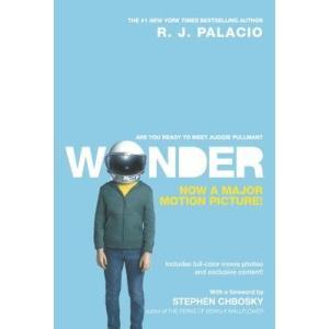 WONDER:MOVIE  著:R.J. PALACIO 出版社:ALFRED KNOPF (USA)|umd-tsutayabooks