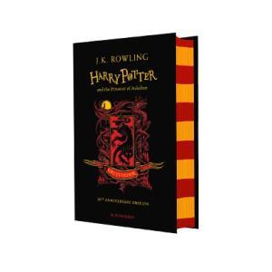 Harry Potter and the Prisoner of Azkaban Gryffindor ハリー・ポッターとアズカバンの囚人:20周年記念版 グリフィンドール版 ハードカバー|umd-tsutayabooks