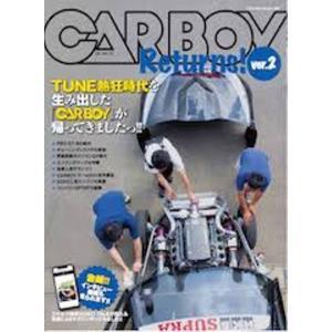 CARBOY RETURNS! VER.2! 八重洲出版|umd-tsutayabooks