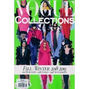 Vogue Collections Magazine No.26 Fall winter 2018-2019|umd-tsutayabooks