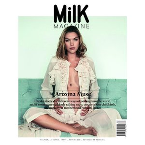 MILK N°62 ENGLISH TEXT ARIZONA MUSE|umd-tsutayabooks