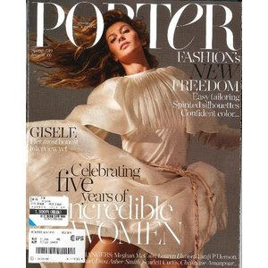 PORTER MAGAZINE PORTER - Issue 31 Spring 2019 umd-tsutayabooks