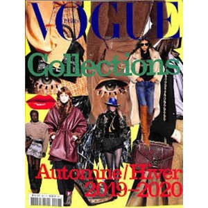 Vogue Paris Collection No.28 Automne/Hiver 2019-2020|umd-tsutayabooks