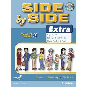 Side by Side Level 1 Extra : Student Book and eText with CD Highlights 出版社:Pearson|umd-tsutayabooks