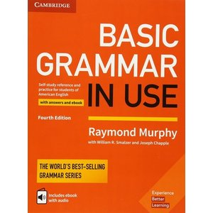 Basic Grammar in Use  with Answers and  eBook: Fourth Edition  著:Raymond Murphy|umd-tsutayabooks