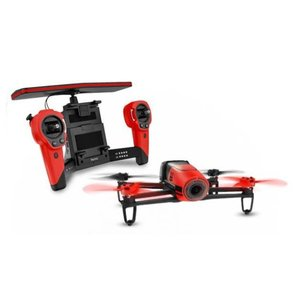 【新品・未開封展示品】BEBOP DRONESKYCONTROLLER(レッド)型番 PF725140|umd-tsutayabooks