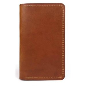 SALE セール the GOOD book6Saddle Tan ブック型レザー製 iphoneケース サドルタン  iPhone6 6s ケース Red Clouds Collective|umd-tsutayabooks