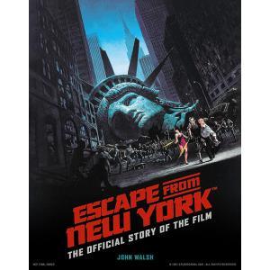 【予約受付中】ニューヨーク1997 ジョン・カーペンターの世界【限定2,000部】2021年12月発売予定|umd-tsutayabooks