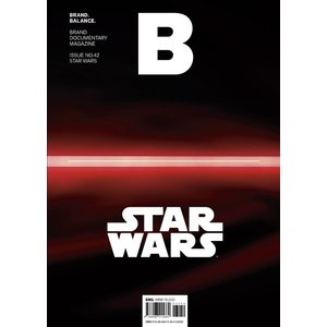 Magazine B - Star Wars issue No.42 スターウォーズ|umd-tsutayabooks