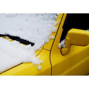 田中園子 写真作品『snow&car(2014)』