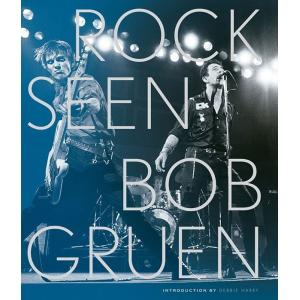 【梅田 蔦屋書店限定特典付】ROCK SEEN 日本版  著:Bob Gruen(ボブ・グルーエン)|umd-tsutayabooks