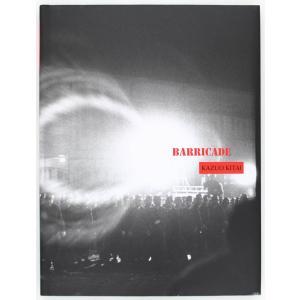 【サイン入り!】 Barricade  Kazuo KITAI|umd-tsutayabooks