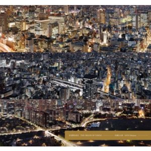 非常階段東京 The Origin of Tokyo 著:佐藤信太郎 青幻舎|umd-tsutayabooks