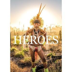 ヨシダナギ 『HEROES』