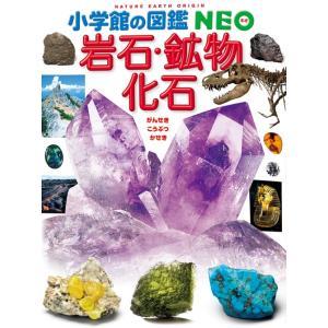 小学館の図鑑NEO 岩石・鉱物・化石|umd-tsutayabooks