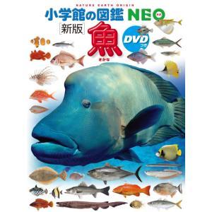小学館の図鑑NEO<新版> 魚 DVDつき