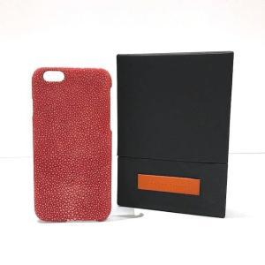 60%OFF MAISON TAKUYA メゾン タクヤ iPhone6/6s ケース Stingray Ruby umd-tsutayabooks