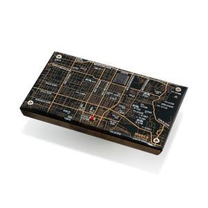 京都回路地図 名刺入れ 黒|umd-tsutayabooks