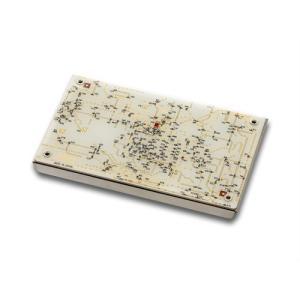 関西回路線図 名刺入れ 白|umd-tsutayabooks