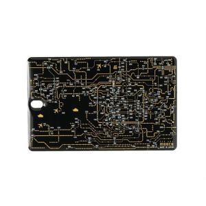 FLASH 関西回路線図 ICカードケース 黒|umd-tsutayabooks