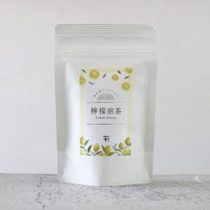 蔦屋書店限定 本を読むときのお茶 檸檬煎茶 袋タイプ メーカー:カネジュウ農園|umd-tsutayabooks