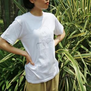本になったTシャツ (空想にふける女の子) (没頭する女の子) umd-tsutayabooks