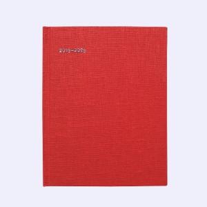 【2019年4月はじまり】10年メモ レッド2019年度版|umd-tsutayabooks