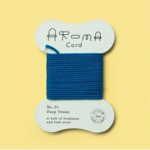 AROMA Cord (アロマコード)01. Deep Ocean(ディープオーシャン)|umd-tsutayabooks