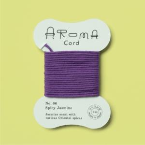 AROMA Cord (アロマコード)06.Spicy Jasmine(スパイシージャスミン)|umd-tsutayabooks