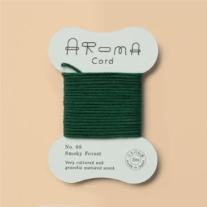 AROMA Cord (アロマコード)09.Smoky Forest(スモーキーフォレスト)|umd-tsutayabooks