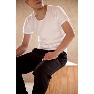 【MEN/Lサイズ】MAMORU WEAR UネックT半袖シャツ|umd-tsutayabooks