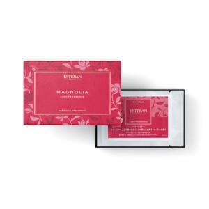 ESTEBAN カードフレグランス マグノリア (5枚入)|umd-tsutayabooks