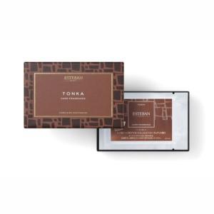 ESTEBAN カードフレグランス トンカ (5枚入)|umd-tsutayabooks