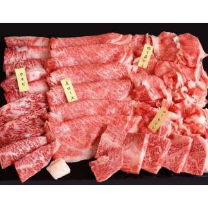 牛 牛肉 サーロイン入り!最高級 A5ランク  黒毛和牛 仙台牛 特選4種セット 総重量1kg ギフト  送料無料  焼き肉 バーベキュー  冷凍|umeebeccyasannriku|02