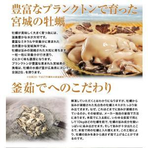 かき カキ 牡蠣 年末 鍋 超巨大5Lサイズ 伊達 釜茹で牡蠣 約1kg(解凍後850g)18粒前後 冷凍|umeebeccyasannriku|04